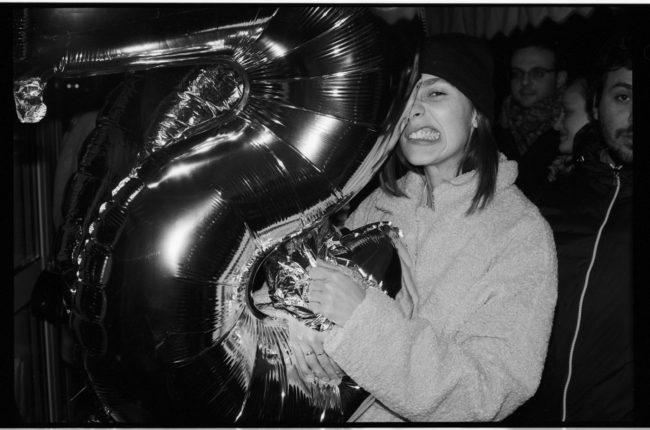 Camille's Birthday